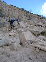 Pictures of Kokopellis area of Fruita