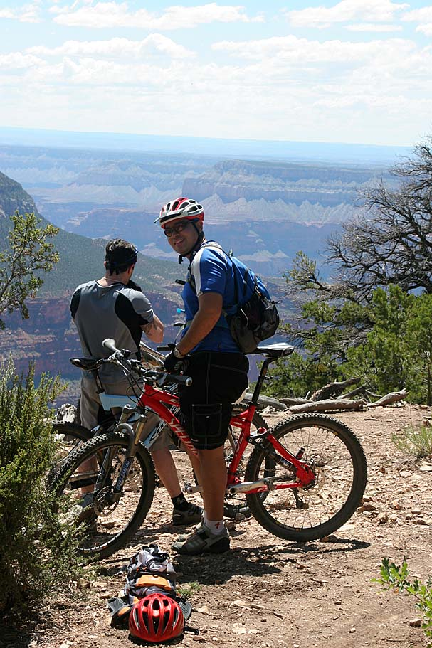 The North Rim Of The Grand Canyon Part One